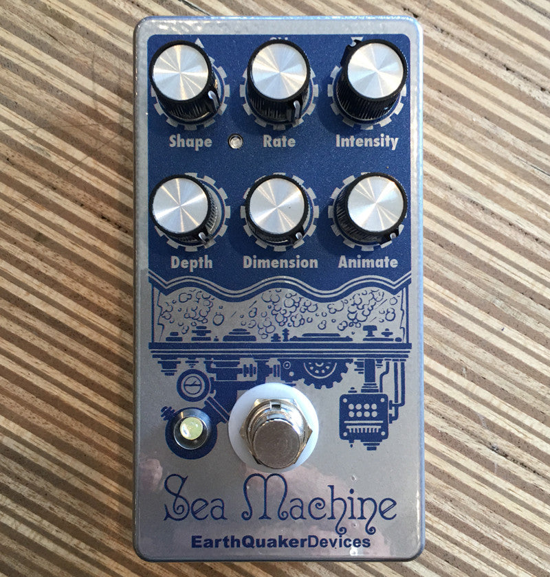 EarthQuaker Sea Machine