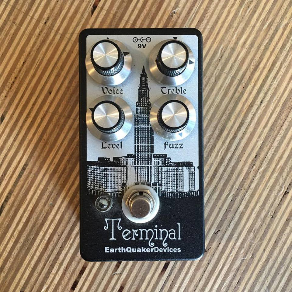 Pre-Owned Earthquaker Devices Terminal Fuzz
