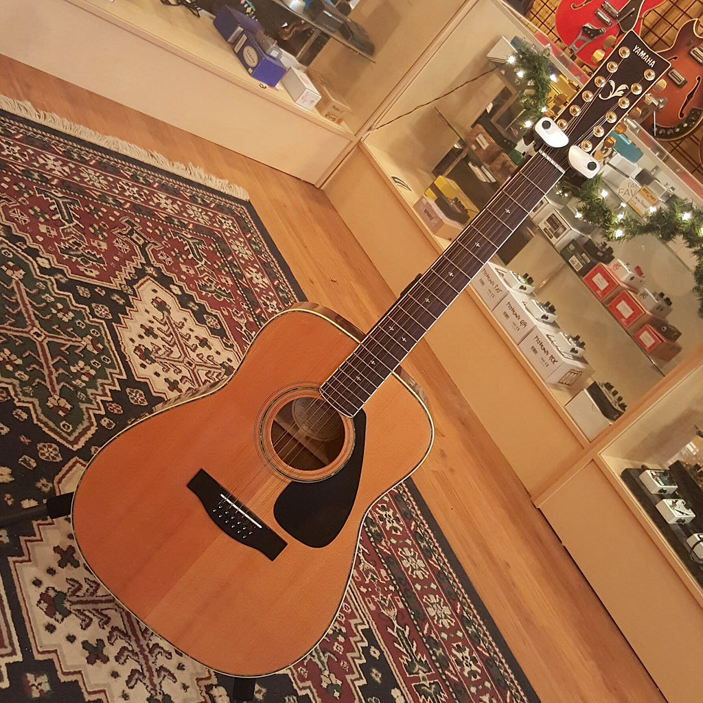 Yamaha 460S-12A Acoustic 12 String Guitar