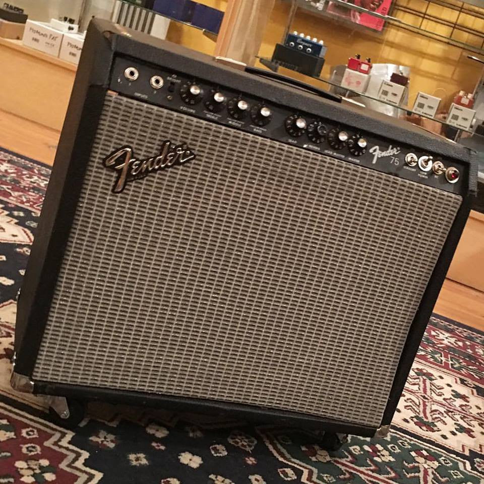 Pre-Owned Fender 75 1 x 12 Combo