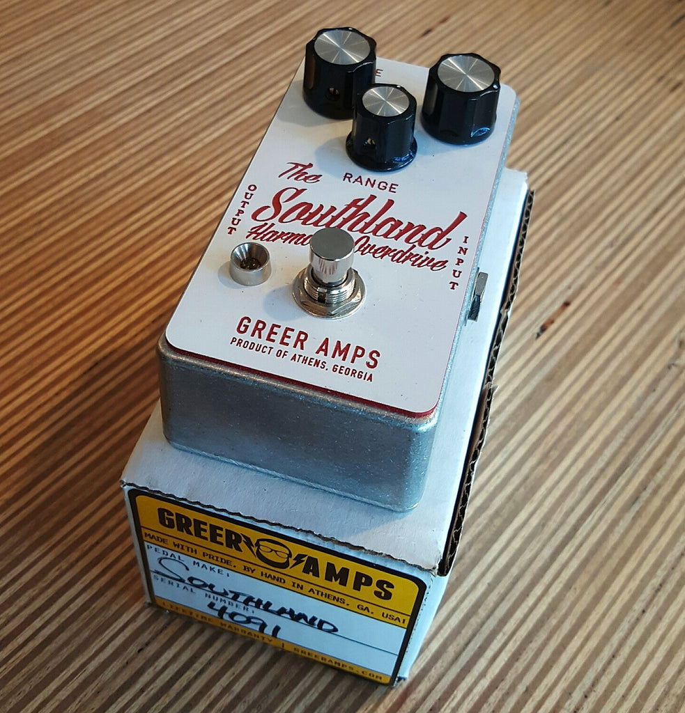 Pre-Owned Greer Southland Harmonic Overdrive