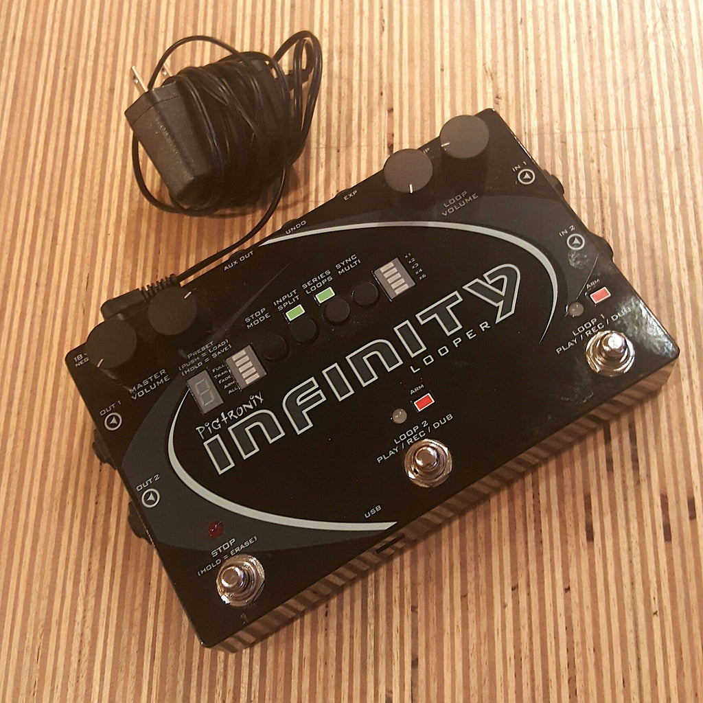 Pre-Owned Pigtronix Infinity Looper