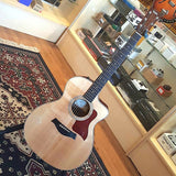 Taylor 214ce DLX Natural