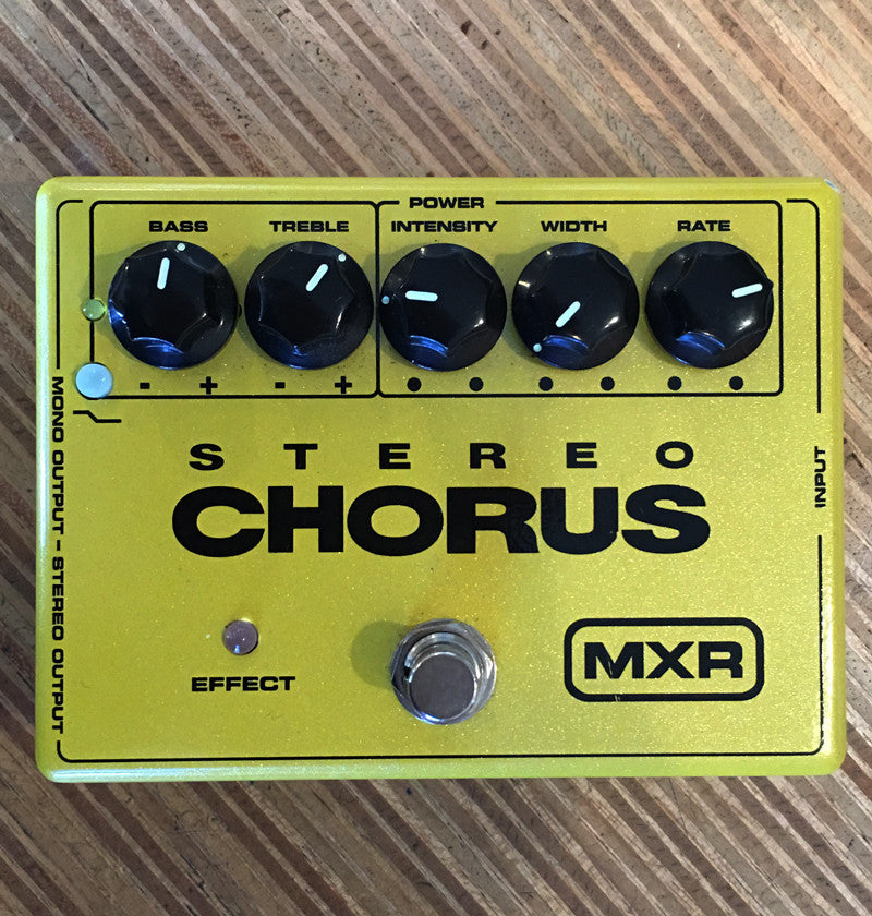 Pre-Owned MXR Stereo Chorus