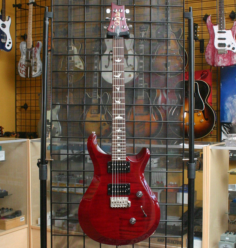 2014 Paul Reed Smith S2 Custom 24 Scarlet Red USA - SOLD