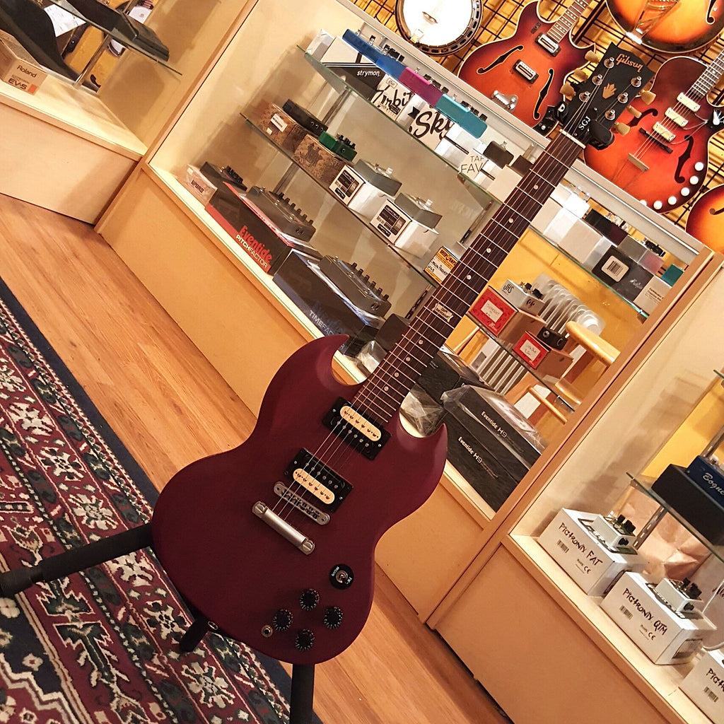 Gibson SGJ 120th Anniversary Edition Satin Cherry