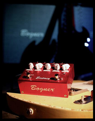 Bogner Ecstacy Red