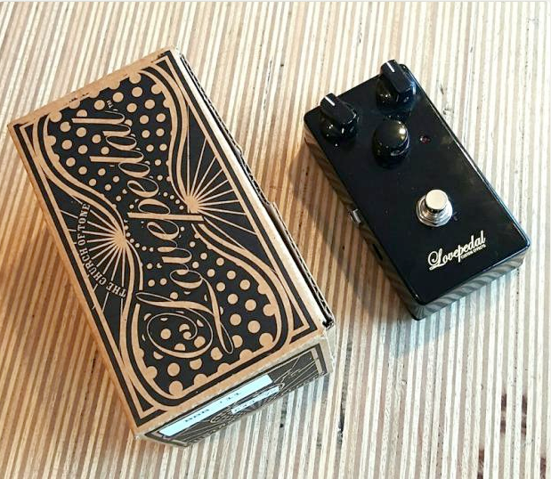 Lovepedal BBB Black Beauty Balanced