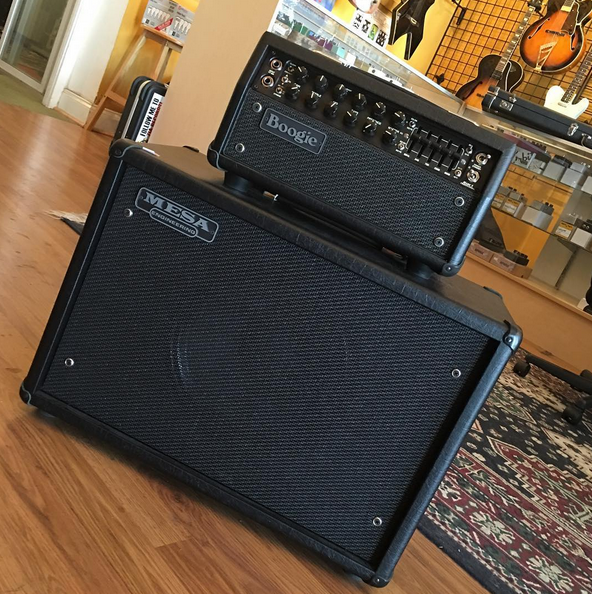 Used Mesa Boogie Mark V 25 Head and Cabinet | Boutique Guitar ...