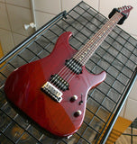 SOLD - Pre-Owned Suhr Standard Trans Cherry Red