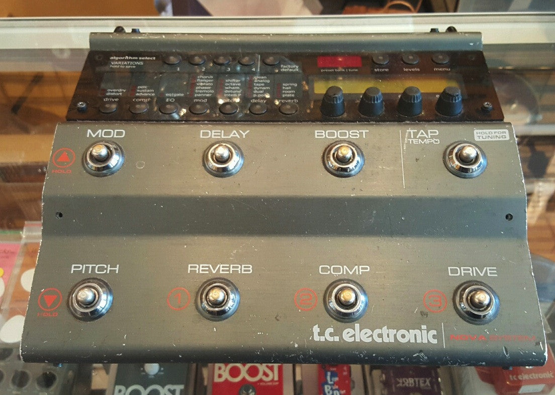 Pre-Owned TC Electronics Nova System