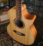 Pre-Order Cole Clark Angel 2 Spruce/Blackwood Acoustic Guitar