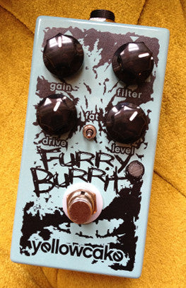 Yellowcake Furry Burrito Overdrive/Fuzz