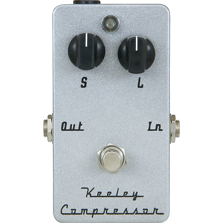 Keeley 2 Knob Compressor