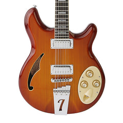 Italia Rimini 12 String Cherry Burst or Black