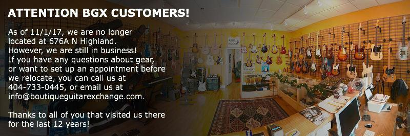 Boutique Guitar Exchange