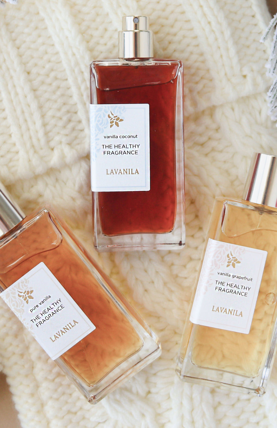 Signature Fragrance Trio