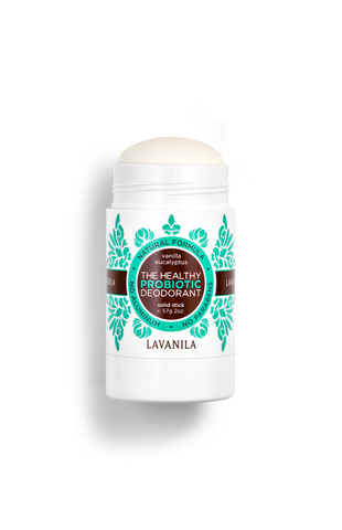 The Healthy Deodorant Vanilla Eucalyptus