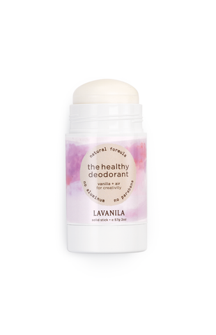 The Healthy Deodorant Vanilla + Air