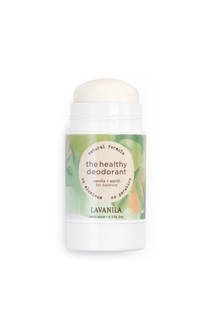 The Healthy Deodorant Vanilla + Earth
