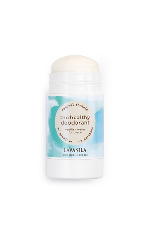The Healthy Deodorant Vanilla + Water