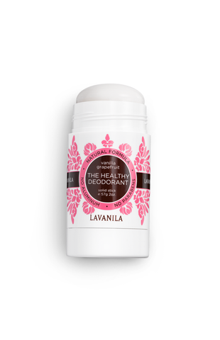 The Healthy Deodorant Vanilla Grapefruit