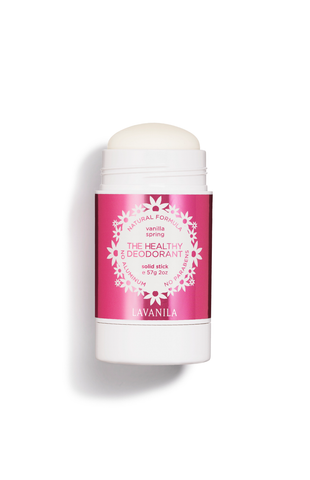 The Healthy Deodorant Vanilla Spring