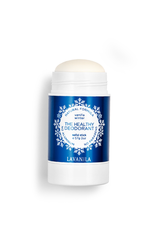 The Healthy Deodorant Vanilla Winter