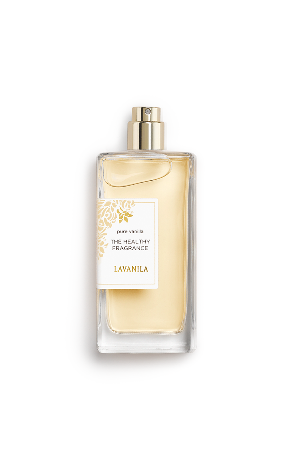 The Healthy Fragrance Pure Vanilla Vanilla Perfume Lavanila