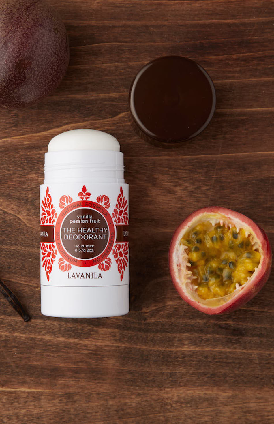 The Healthy Deodorant Vanilla Passion Fruit