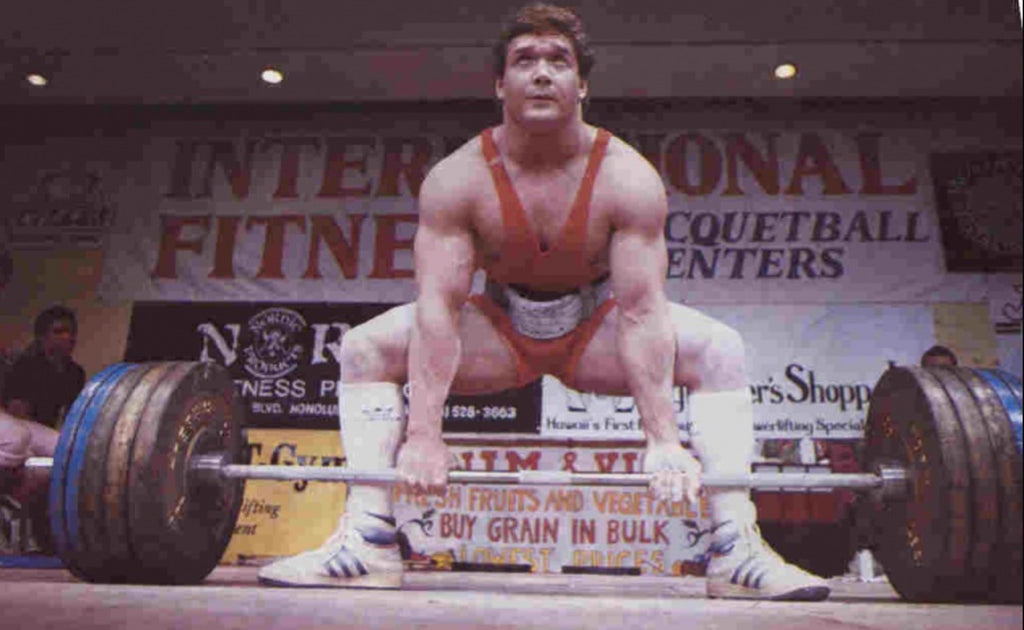 ED Coan: the greatest powerlifter of all time