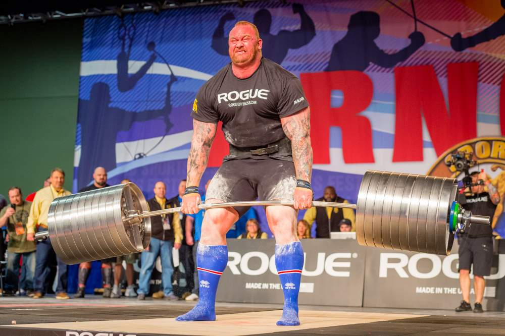 Hafthor Bjornsson: the World's Next 500kg Deadlift?