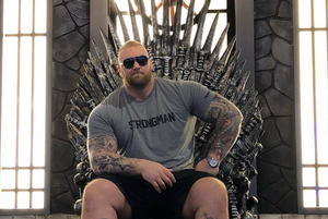 [VIDEO] THE MOUNTAIN – World's Strongest Man Hafthor Bjornsson to compete in powerlifting