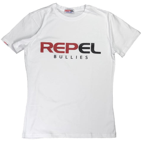 Repel Bullies Shirt - White
