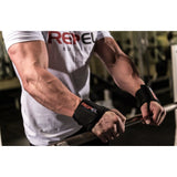 Repel Bullies Wrist Wraps - Short & Stiff