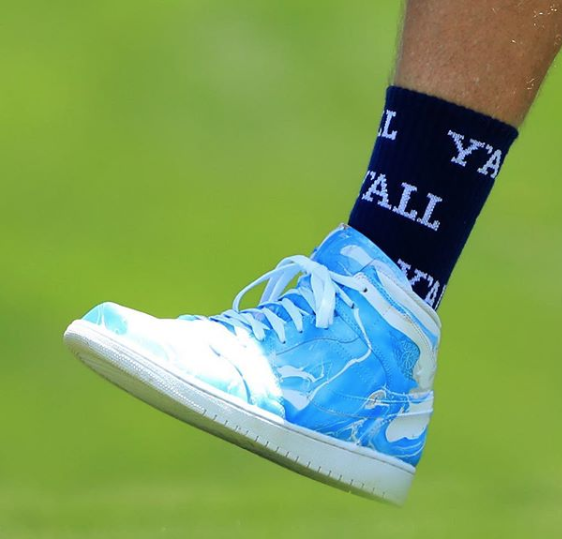 Southern Socks: The Official Sock of Golf Caddies!