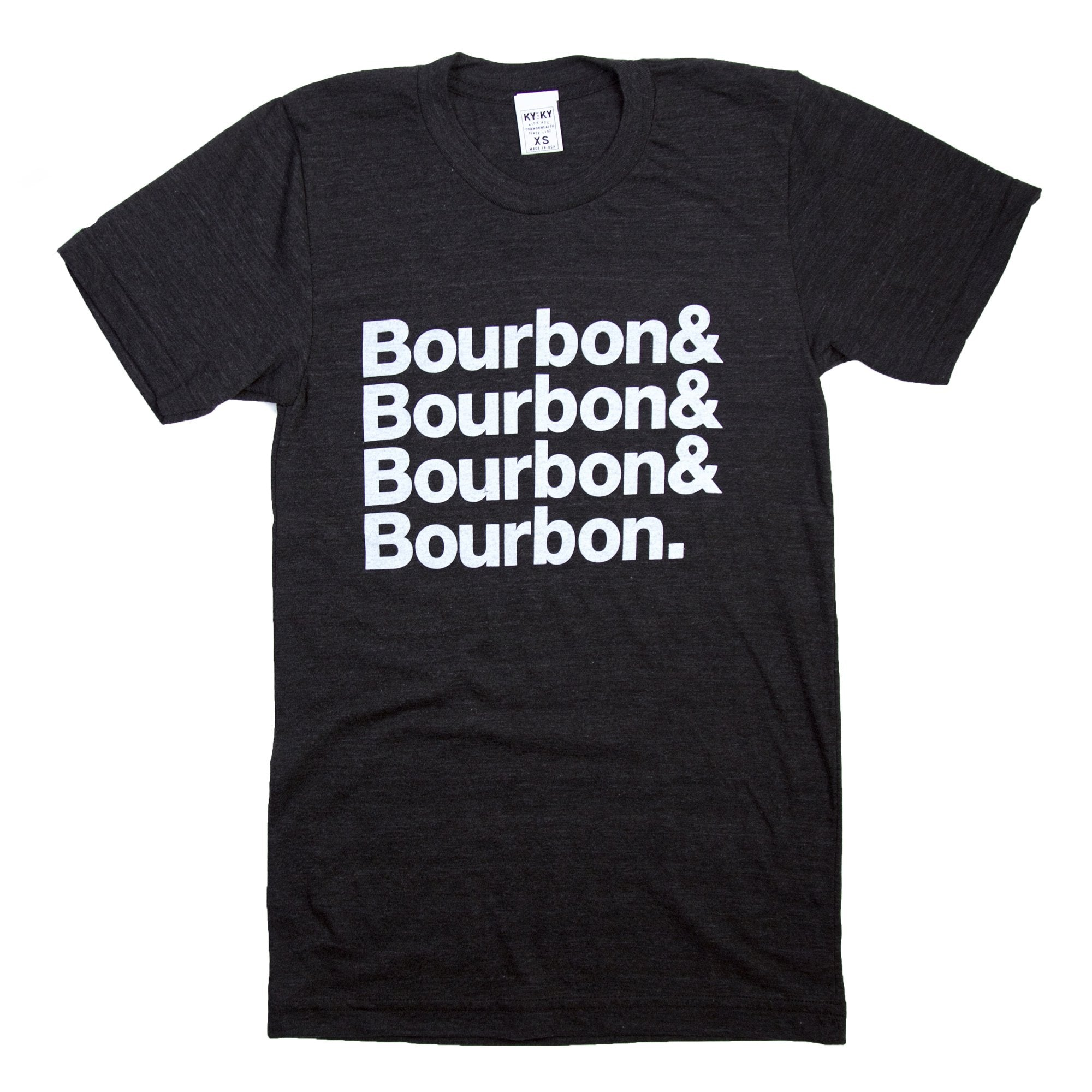 Bourbon and Bourbon T-Shirt-T-Shirt-Southern Socks