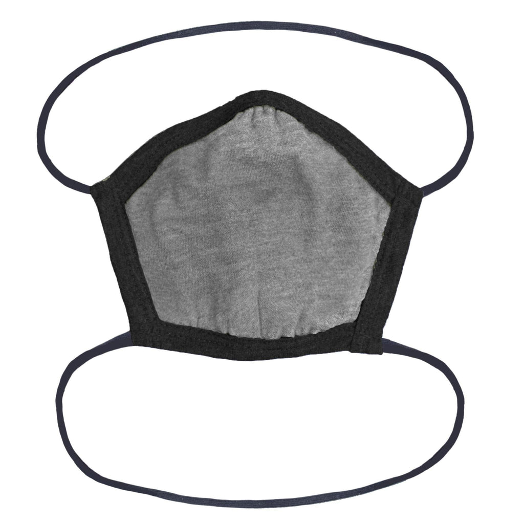 Face Mask (OSFA) Grey-Mask-Southern Socks