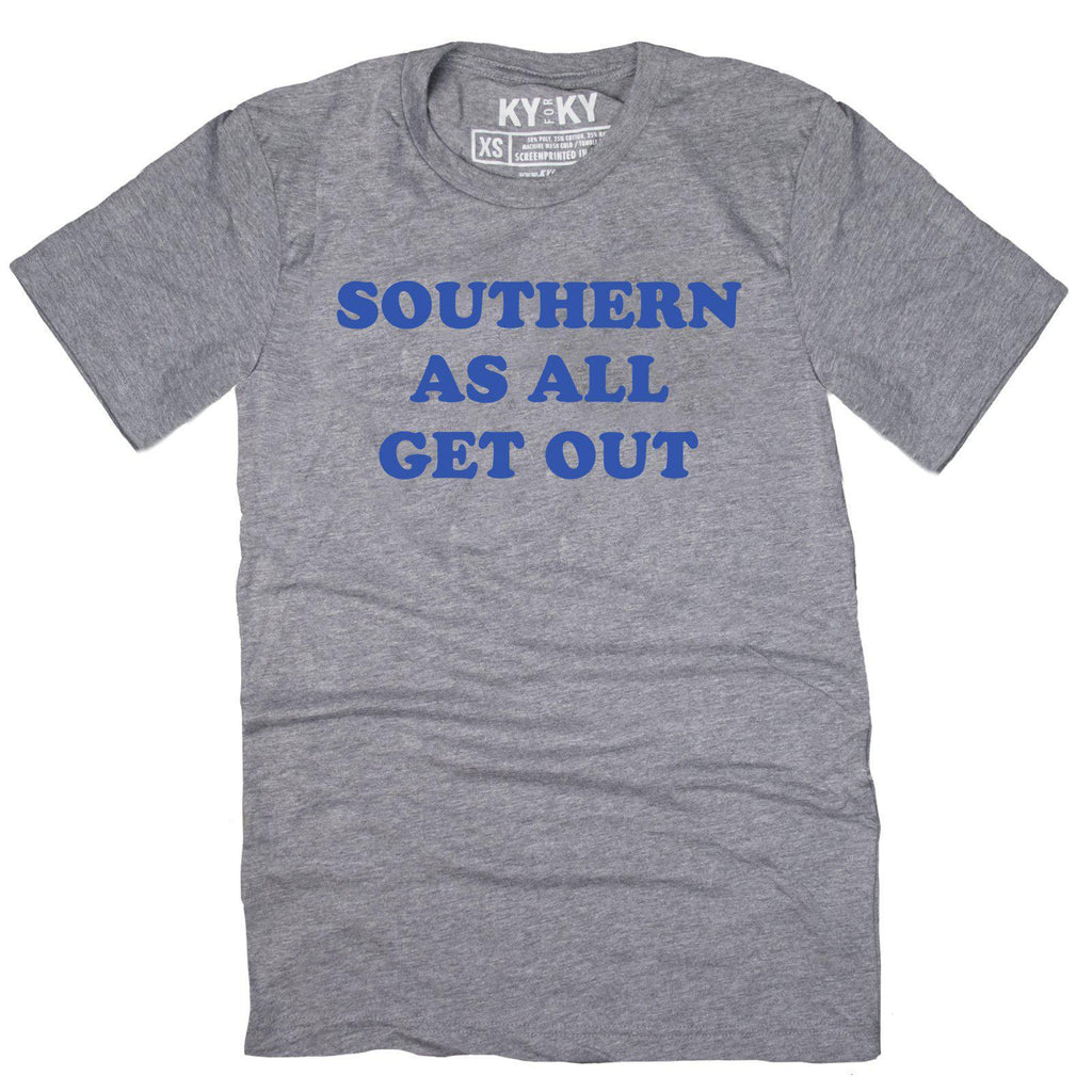 Southern As All Get Out T-Shirt-T-Shirt-Southern Socks