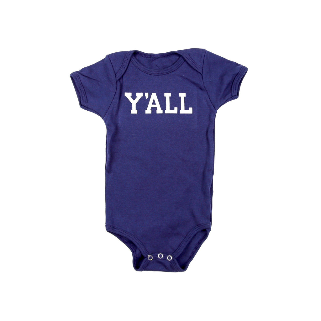 Y'ALL Onesie-Southern Socks
