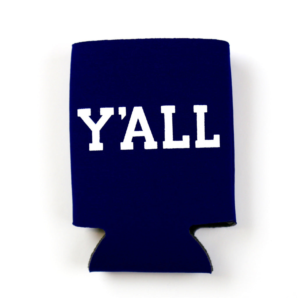 Y'ALL Koozie-Southern Socks