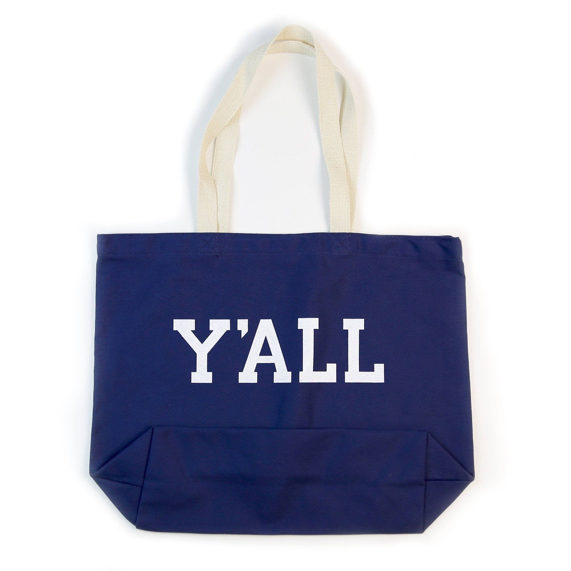 Y'ALL Tote Bag-Southern Socks