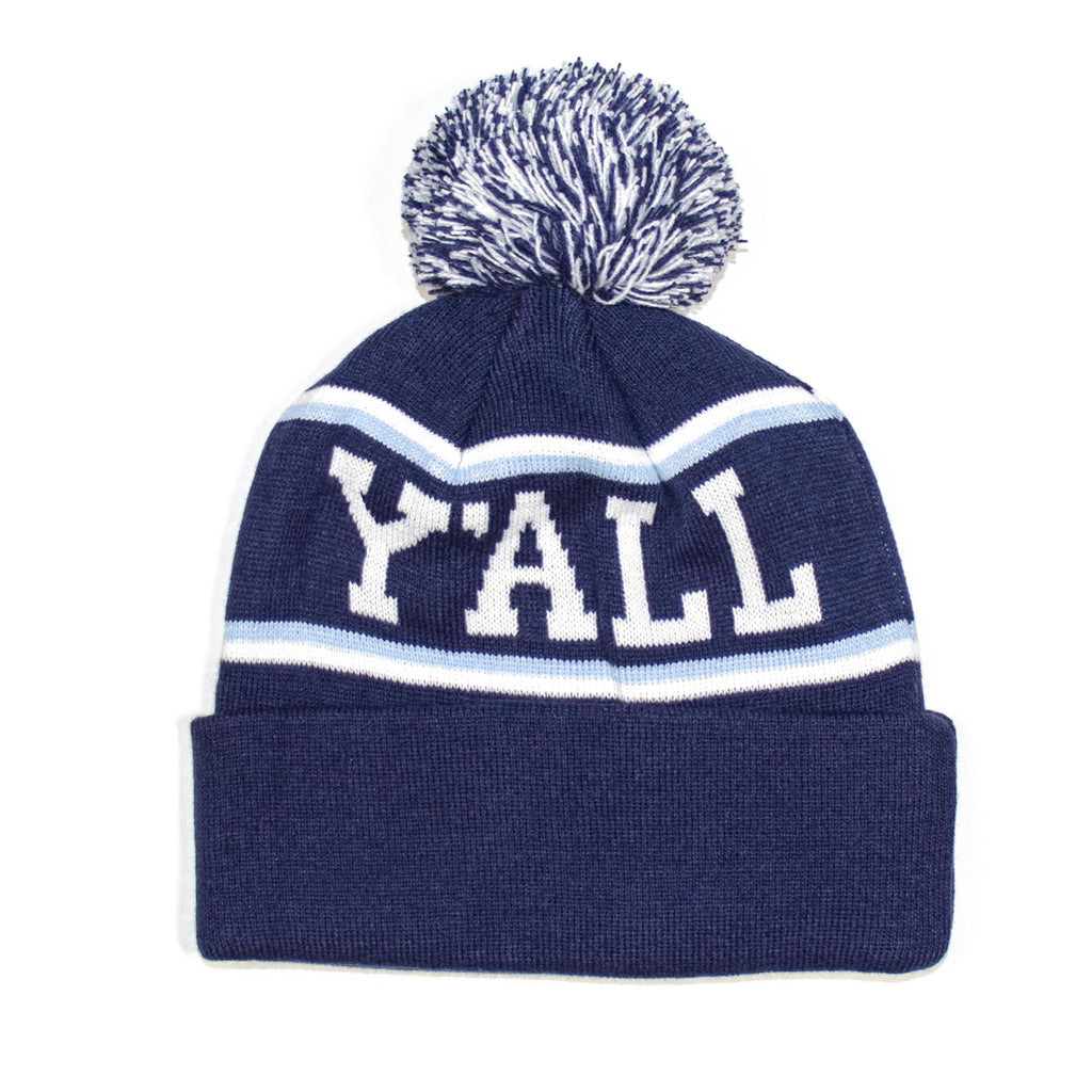 Y'all Beanie-Southern Socks