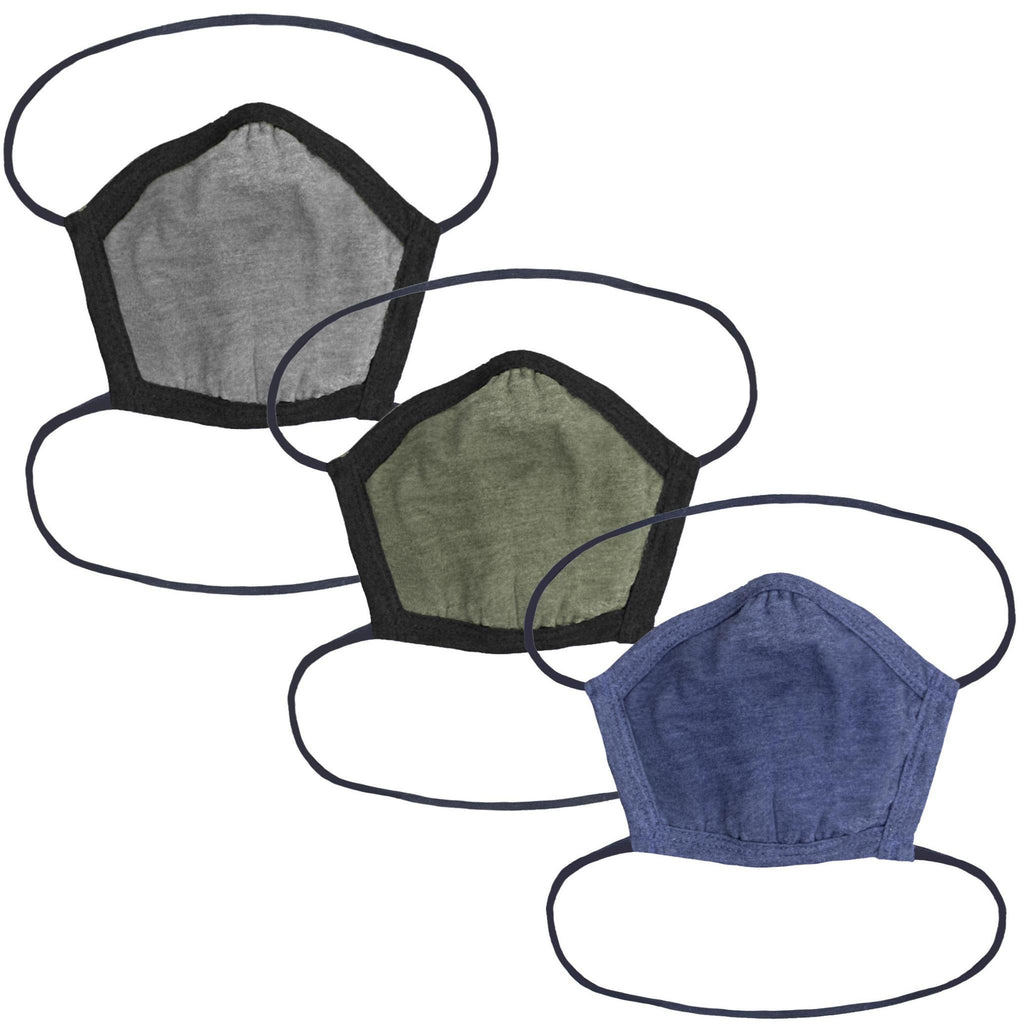 3-Pack Face Mask (OSFA)-Mask-Southern Socks