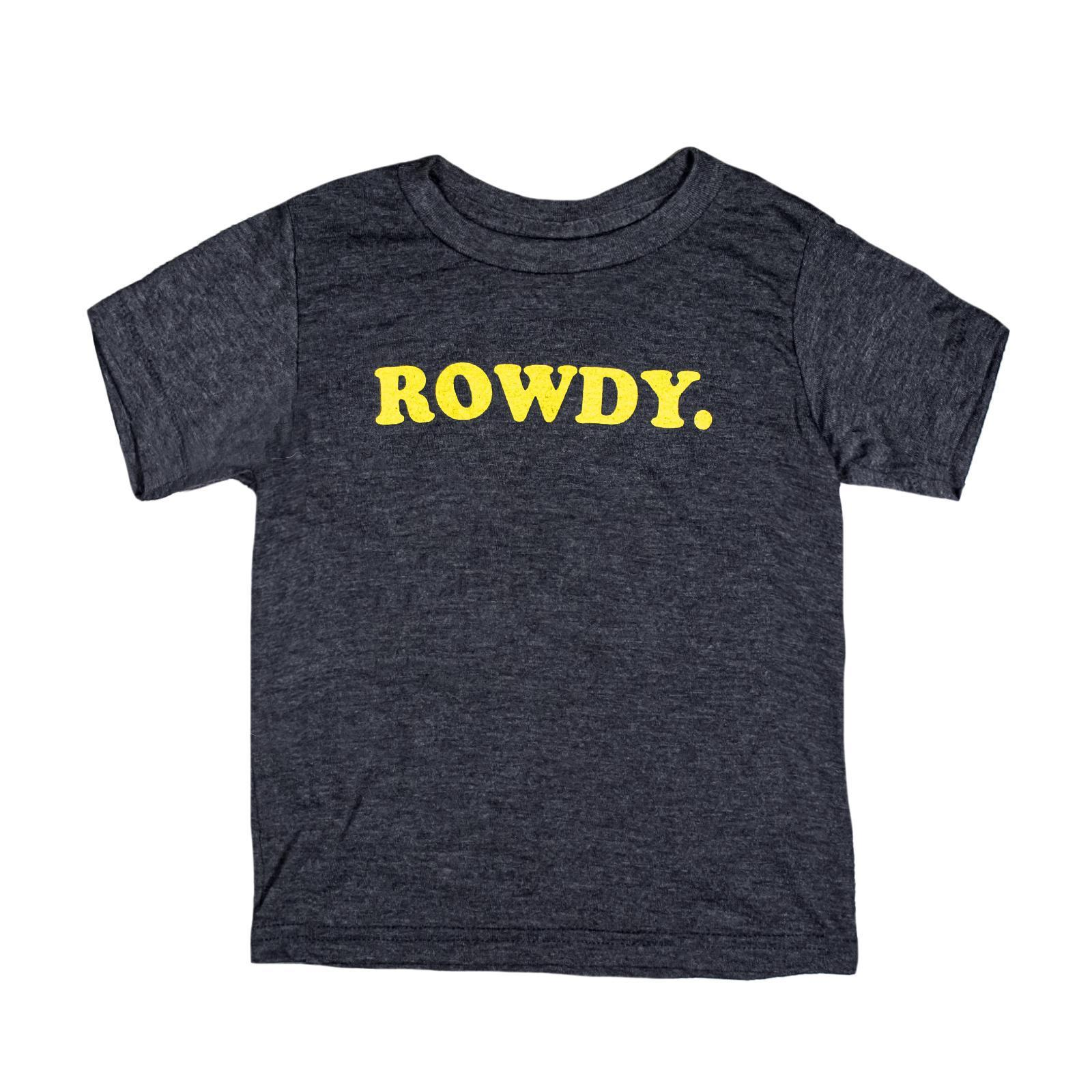 Rowdy Kids T-Shirt-Southern Socks