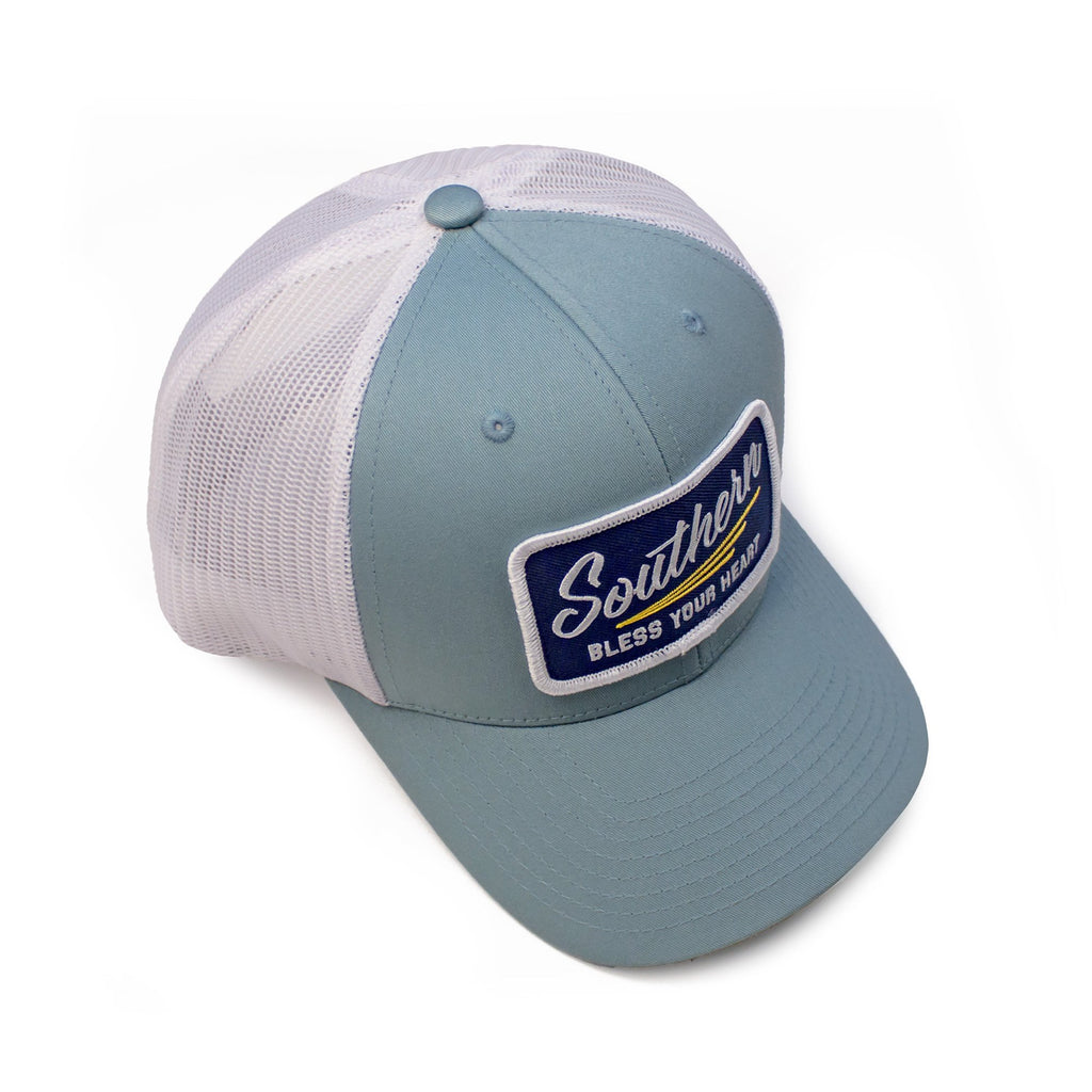 Southern Bless Your Heart Trucker Hat-Southern Socks