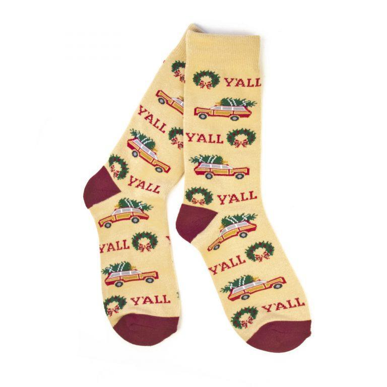 Y'alliday Socks-Southern Socks