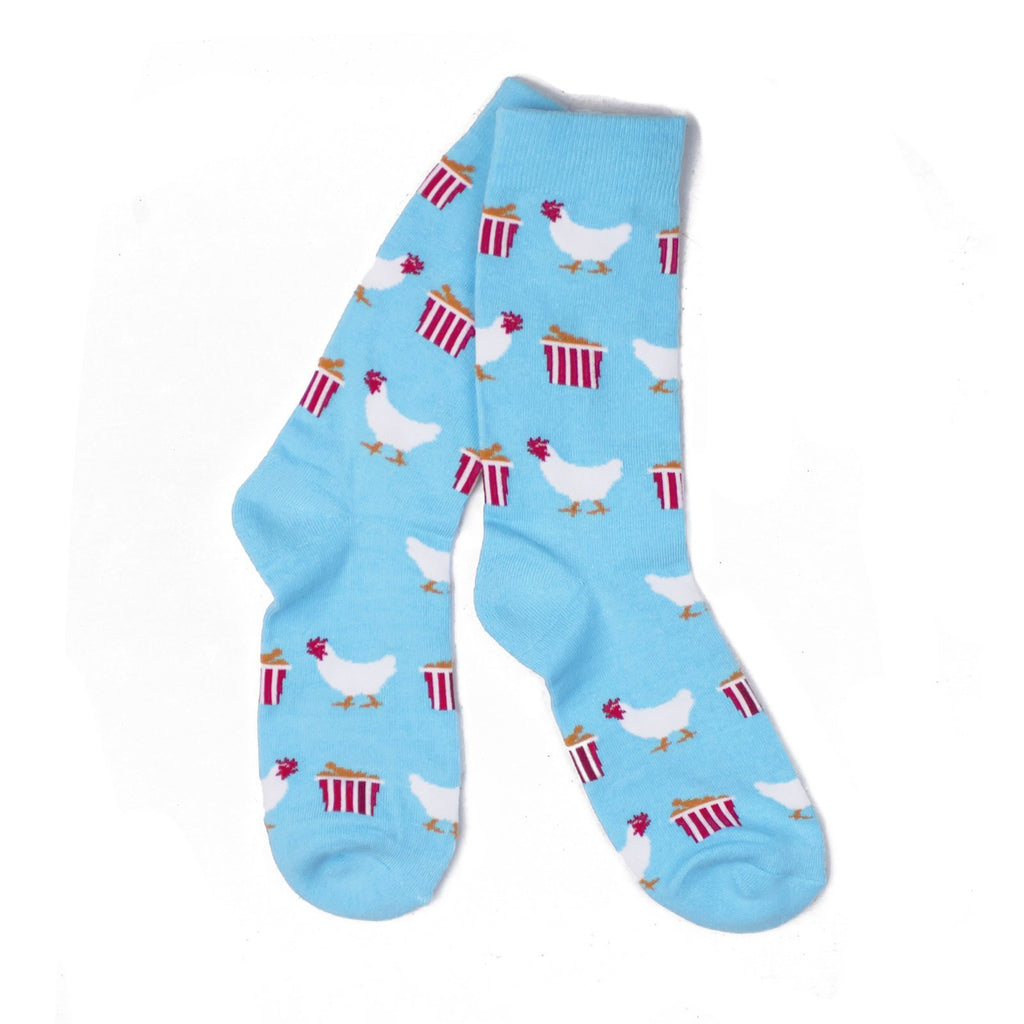 Fried Chicken Socks-Southern Socks