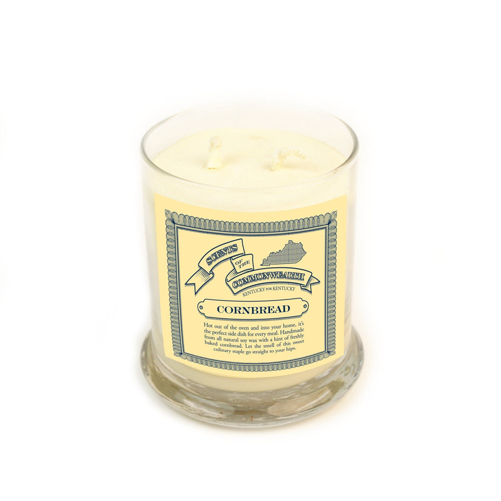 Cornbread Scented Candle-Southern Socks