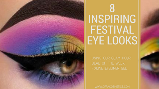 8 Inspiring Festival Eye Looks